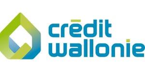 Logo de Crédit Wallonie
