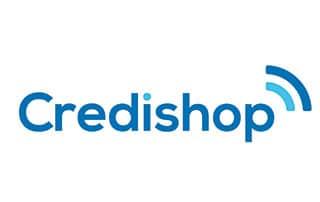 Logo de Credishop Namur