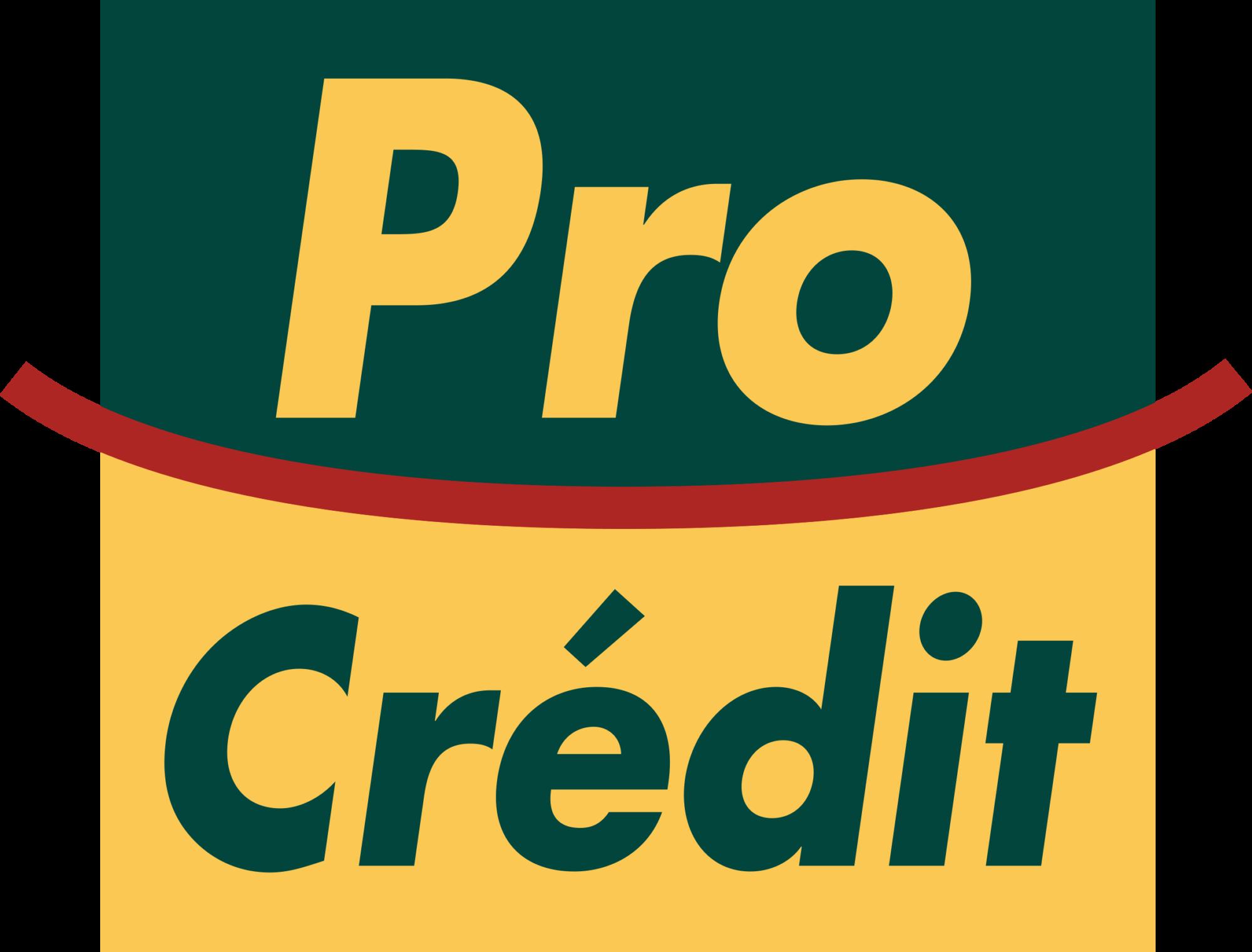 Logo de Pro Crédit